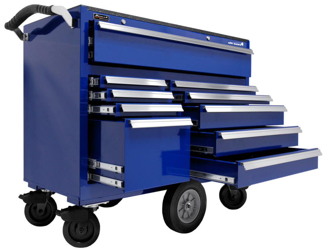 Big Dawg toolboxes are engineered for strength, durability