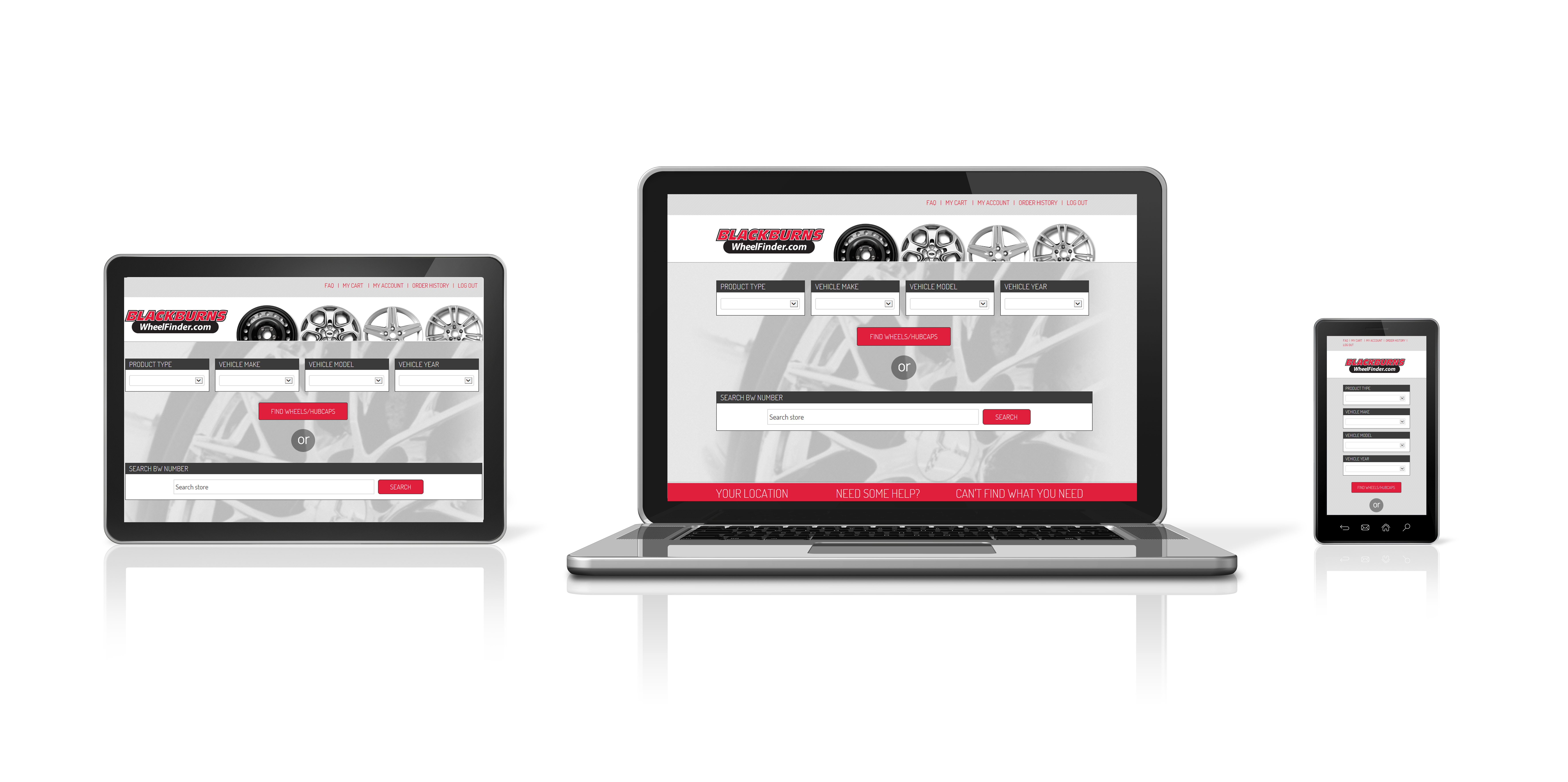 Blackburn's Hubcap & Wheel Solutions launches Wheel Finder 3.0
