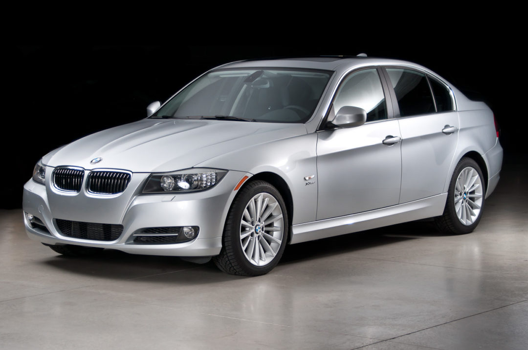 BMW Goes Into Failsafe