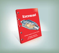 Bosal catalytic converter catalog