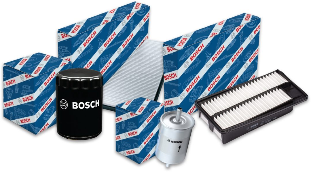 Bosch adds engine air filters to Workshop line