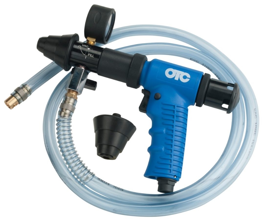 Bosch Adds Four Coolant, Pressure and Vacuum Tools to OTC Line
