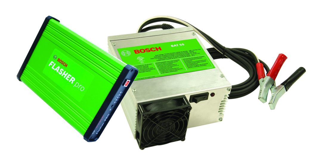 Bosch Flasher Pro Bundle has three levels of reprogramming