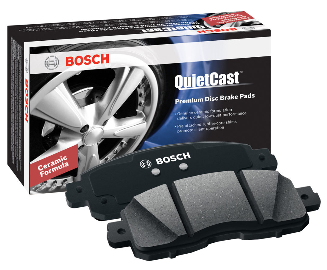 Bosch introduces 17 SKUs for brakes and rotating machines