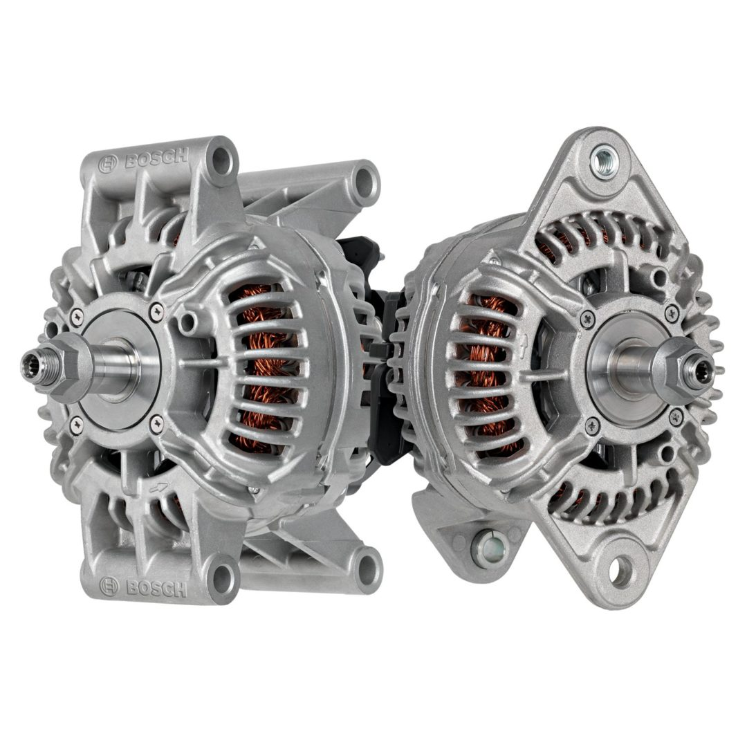 Bosch Long Haul Extreme alternator offers fuel savings