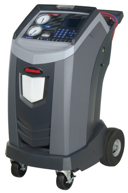 Bosch Offers Robinair 1234YF Recover, Recycle, Recharge Machine