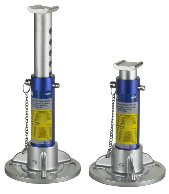 Bosch Releases Aluminum OTC Jacks and Stands