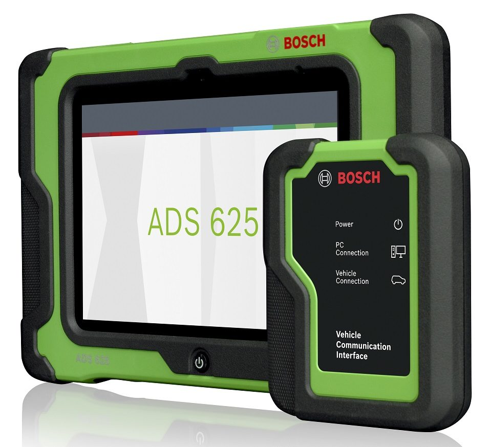 Bosch Releases Version 3.8 for ADS Scan Tools