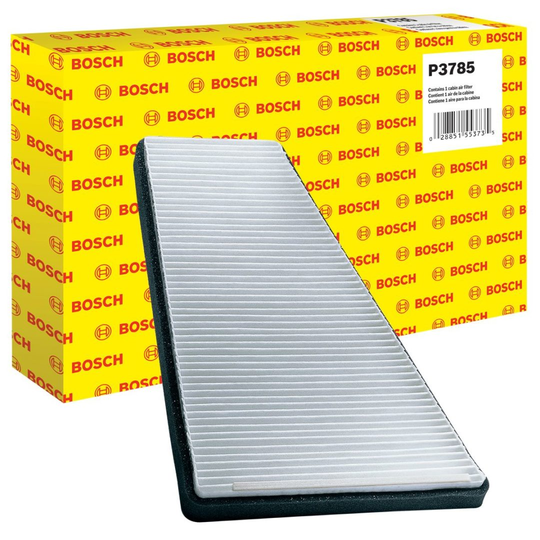 Bosch Workshop Oil Filters for U.S., Canada