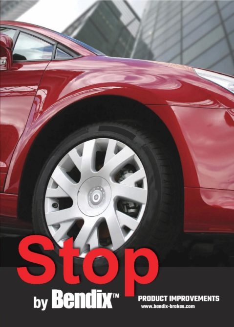 Brochure Available Detailing Stop by Bendix Product Line
