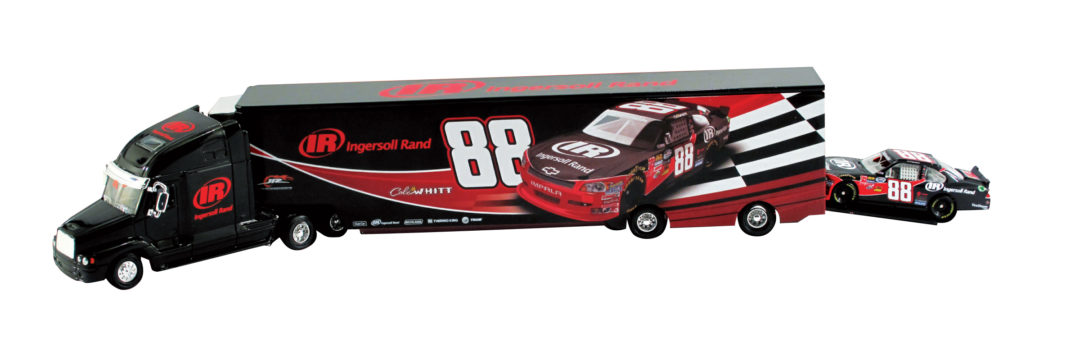 Buy an Ingersoll Rand impact wrench, get NASCAR die-cast collectibles