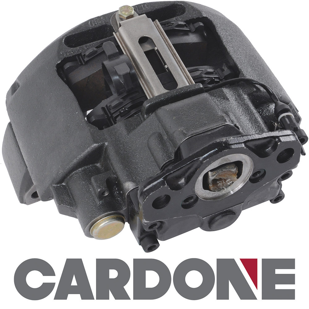 Cardone Adds Line of Heavy-Duty Brake Solutions