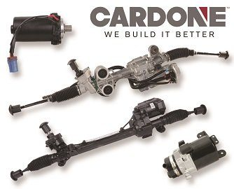 Cardone Expands Electronic Power Steering Coverage