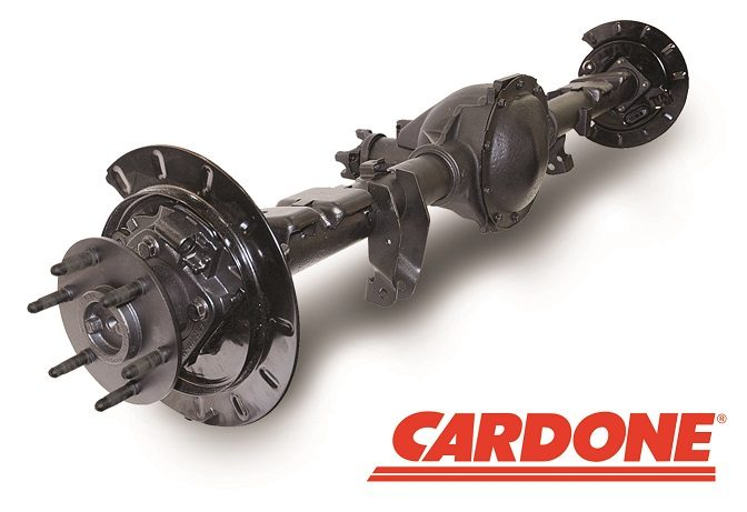 Cardone Expands Front and Rear Drive Axle Line