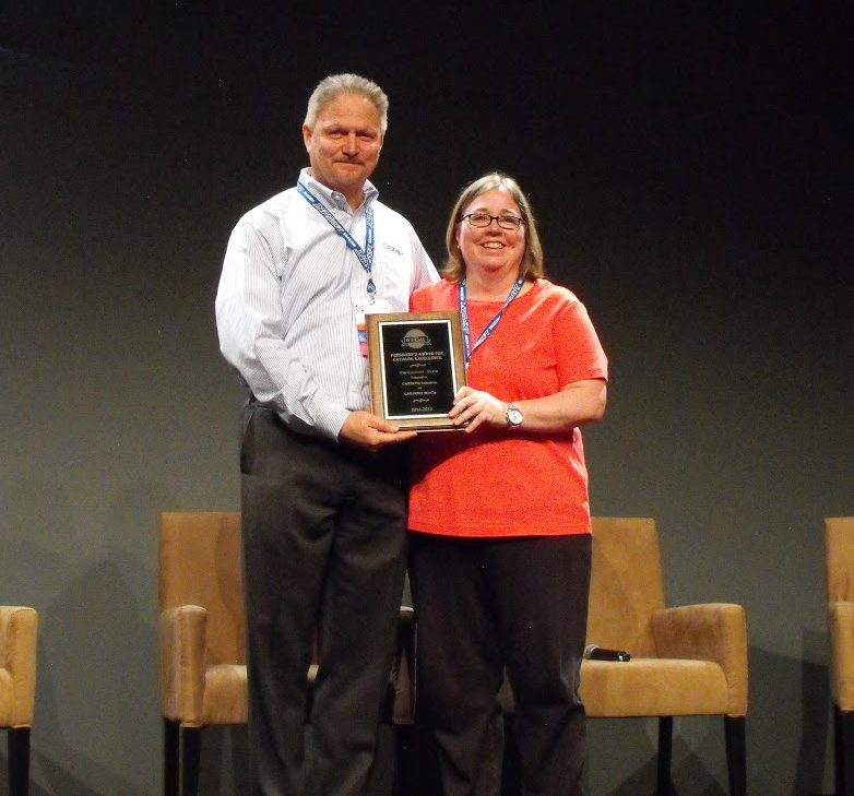 Cardone receives awards for quality of data and parts catalog