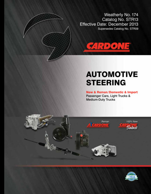 CARDONE releases digital steering catalog and prop shaft ID guide