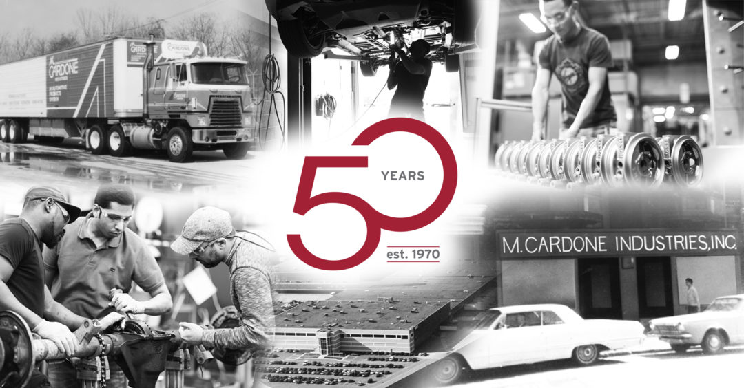 Cardone Turns 50, Elects Board of Advisors