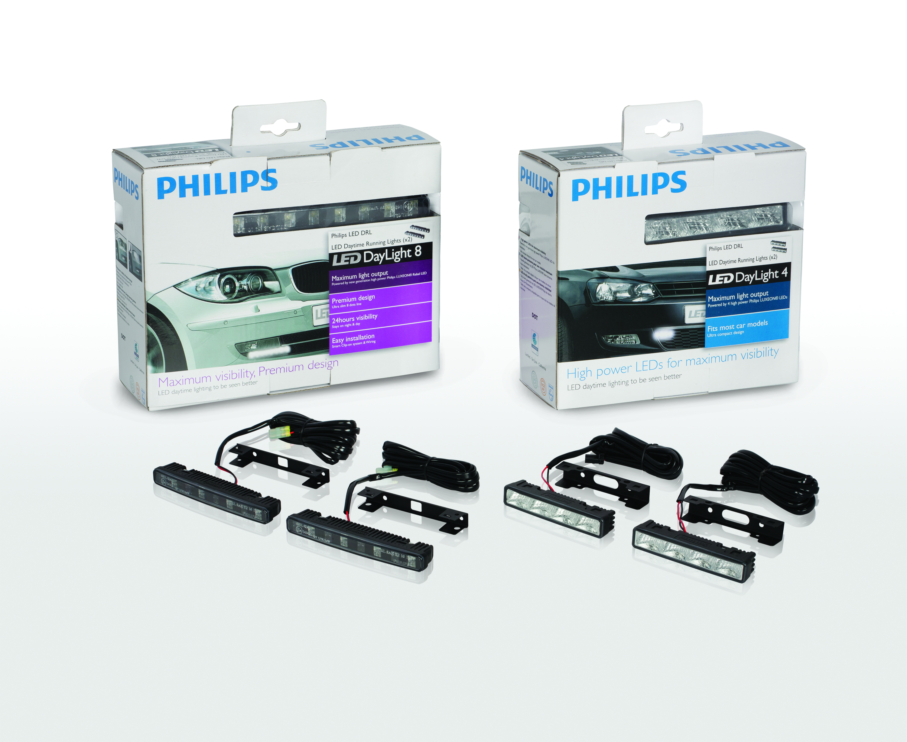 Cash back from Philips on DayLight Running Lights