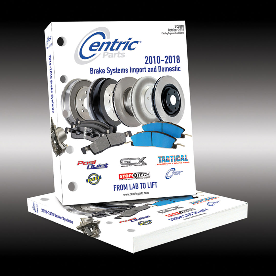 Centric Catalog Features Innovations in Brake System Technology