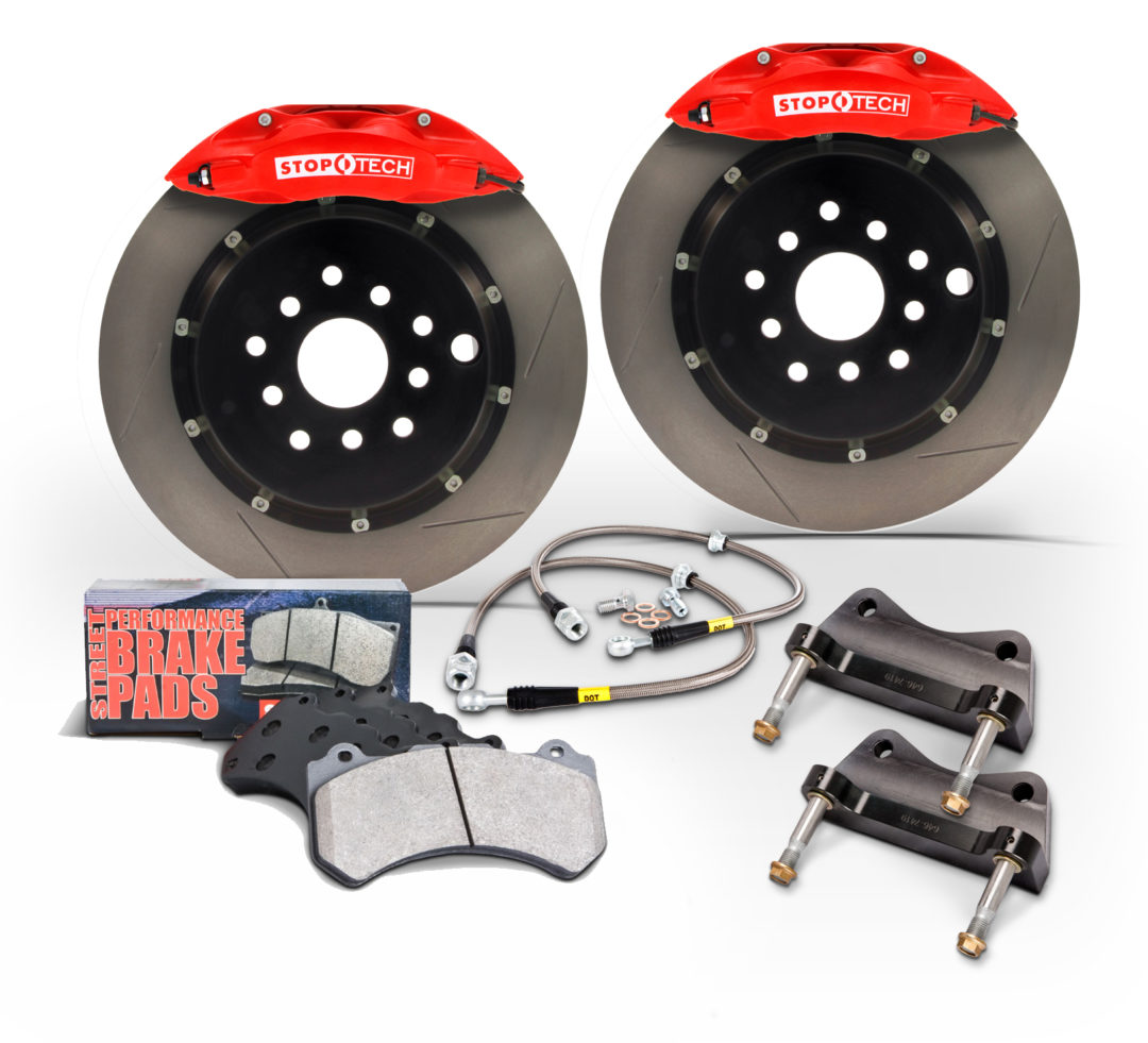Centric Parts introduces brake upgrade kit for 2014 Ford Fiesta ST