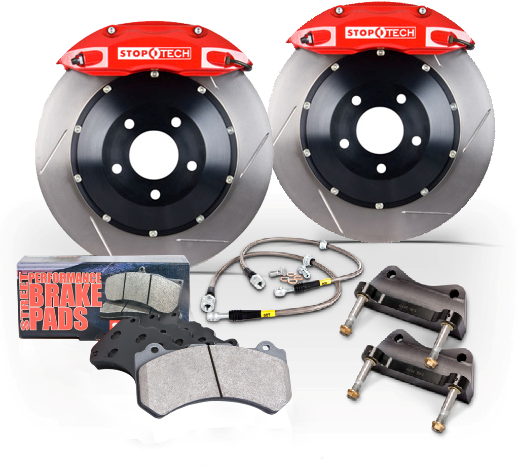 Centric Parts introduces StopTech Big Brake Kit for 2013 Ford Focus ST