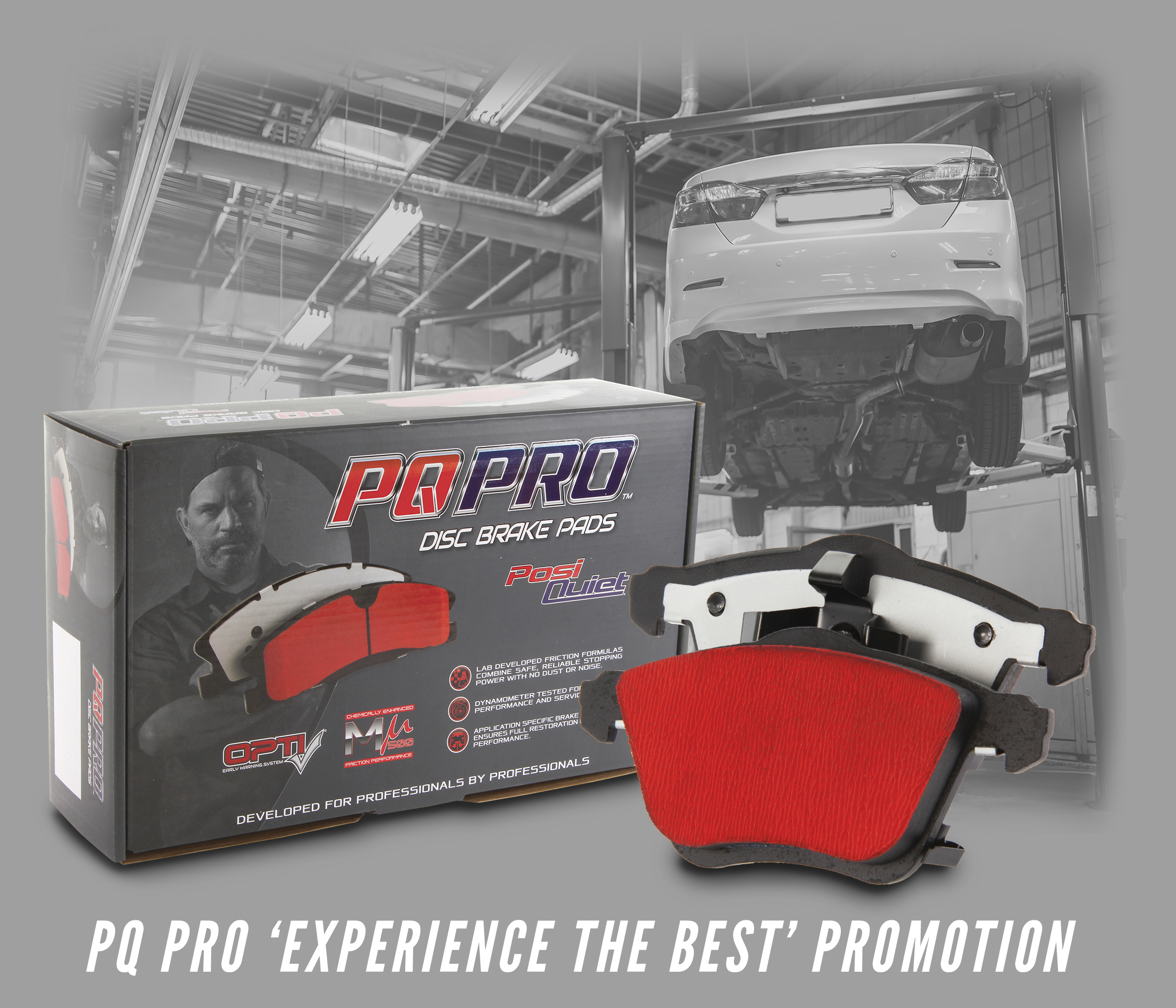 Centric Parts Launches PQ Pro 'Experience the Best' Promotion