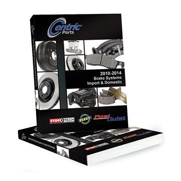 Centric Parts releases 2010-2014 Brake Systems Catalog