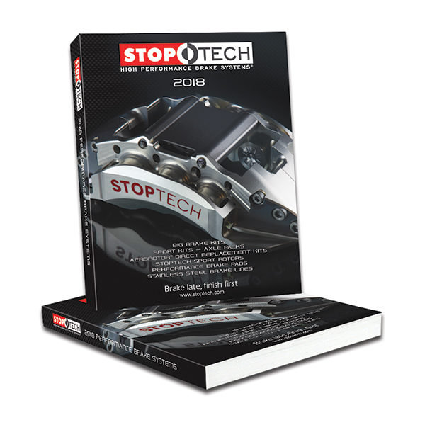 Centric Parts Releases 2018 StopTech Performance Brake Catalog