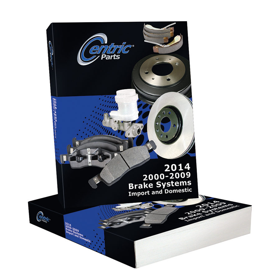 Centric Parts releases brake systems catalog