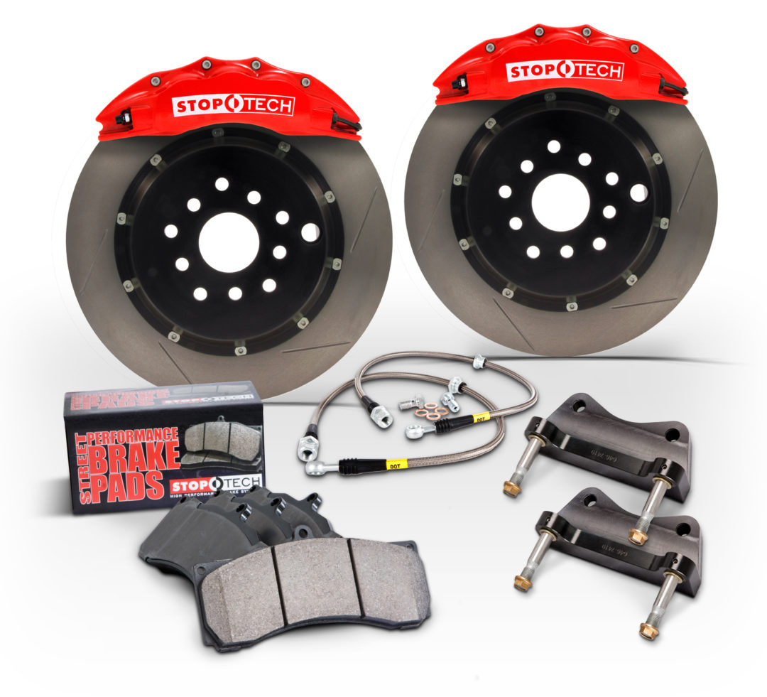 Centric Parts releases StopTech Big Brake Kits for 2014-15 Corvette