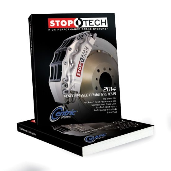 Centric Parts releases StopTech brake catalog
