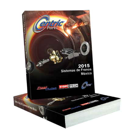 Centric Parts releases updated brake systems catalog for the Mexican market