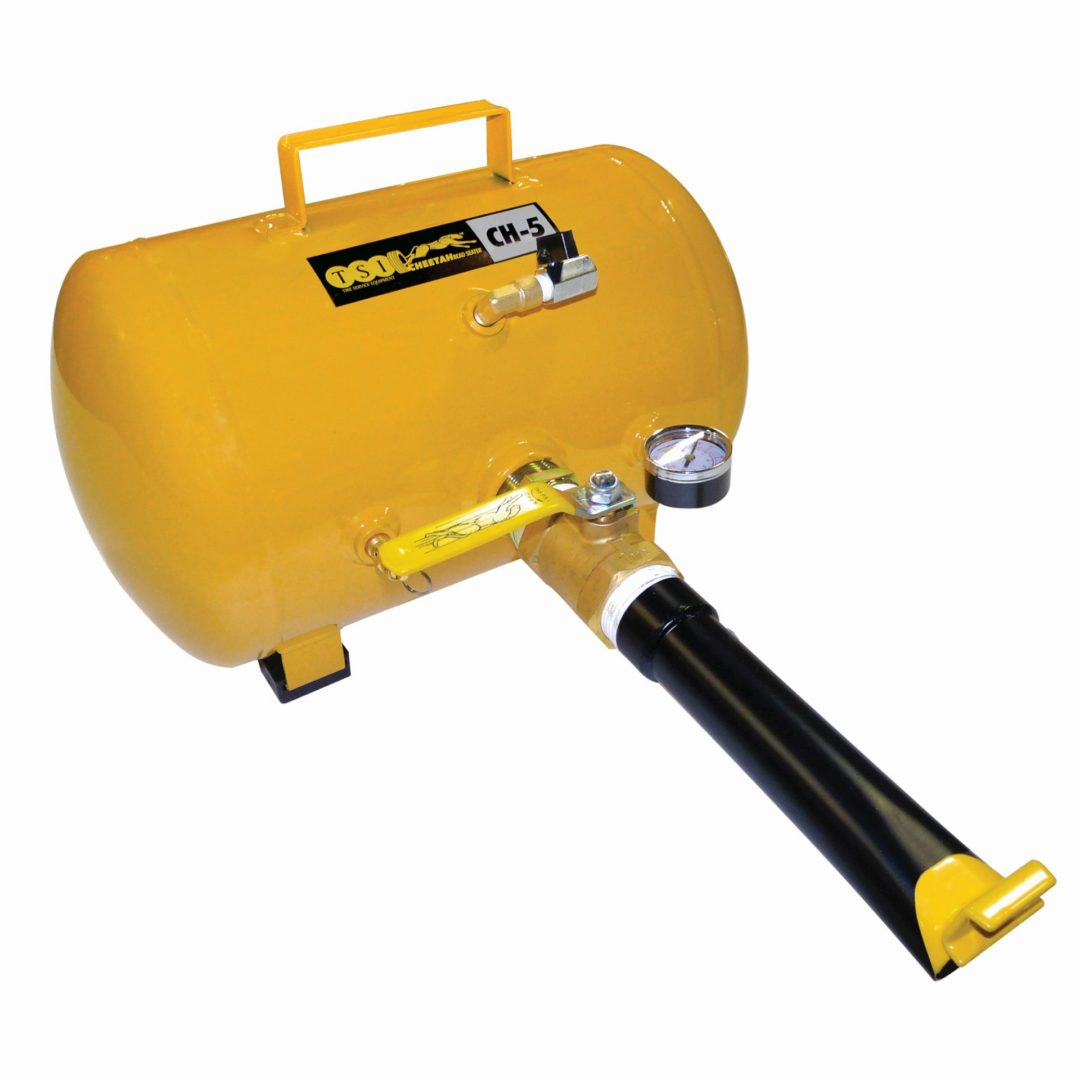 Cheetah Bead Seaters Are Designed for Difficult Tire Beads