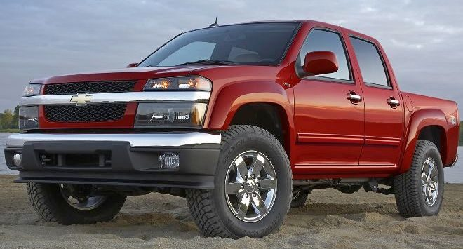 Chevy 4WD