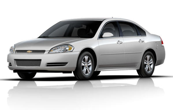 Chevy Impala: So not cool