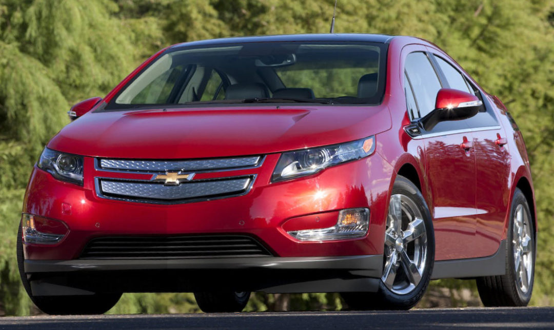 Chevy Volt Rattle