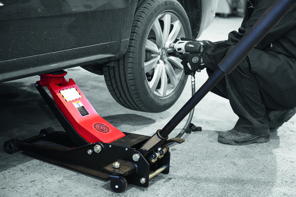 Chicago Pneumatic adds line of workshop equipment