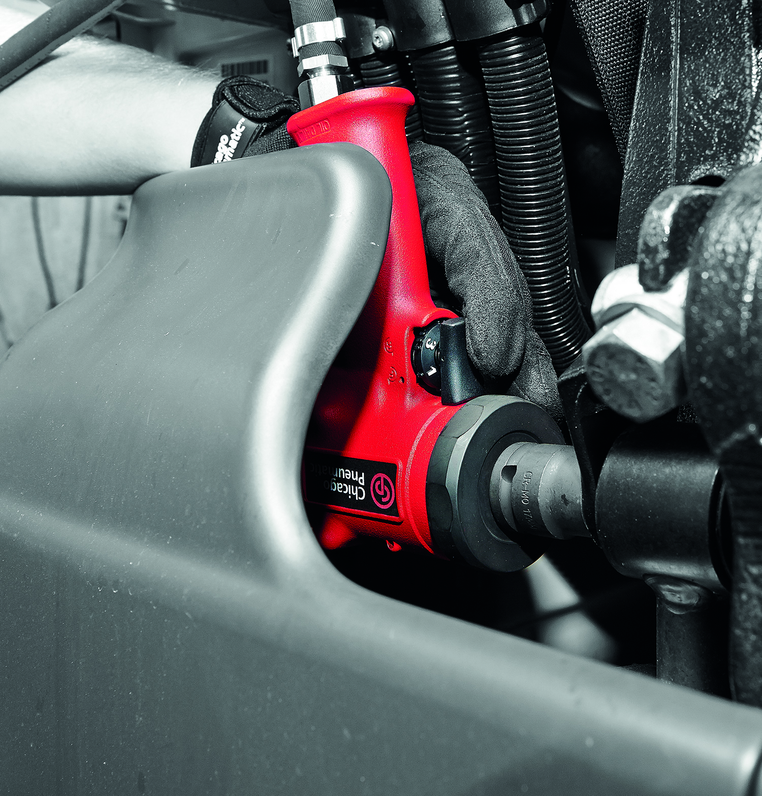 Chicago Pneumatic launches 'powerful' CP7732 Stubby ½-inch impact wrench