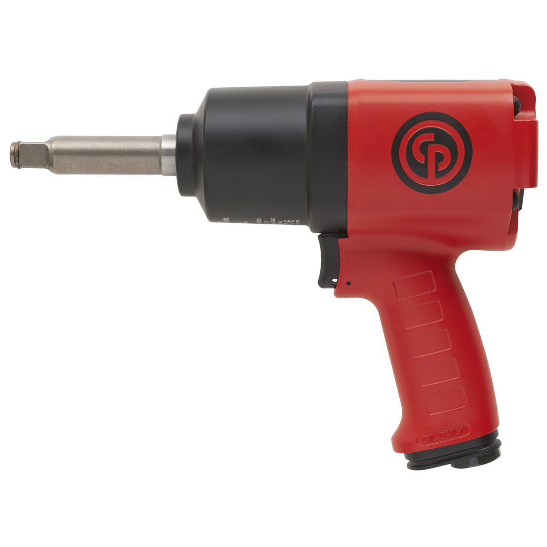 Chicago Pneumatic releases two metal impact wrenches