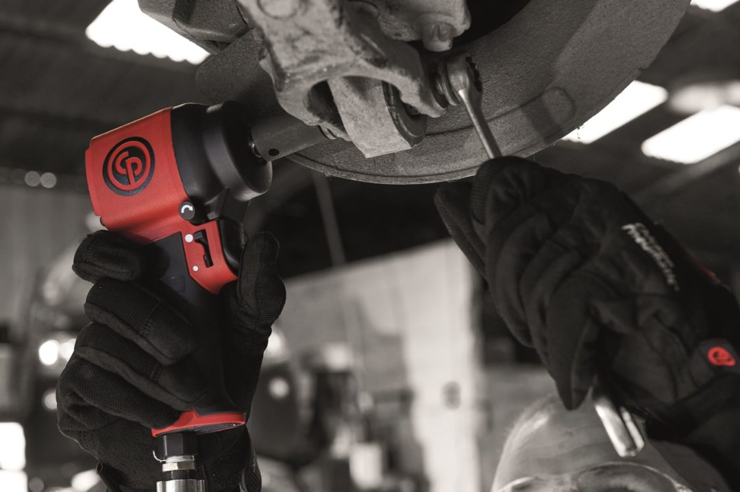 Chicago Pneumatic Unveils an Ultra-Compact Impact Wrench