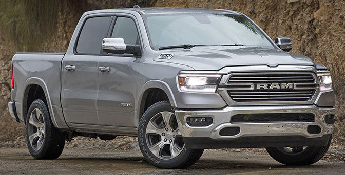 Chrysler Recalls Ram 1500 Trucks Due to Gear Issue