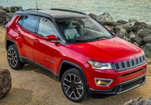 Chrysler Reports Jeep Compass Windshield Wiper Issue