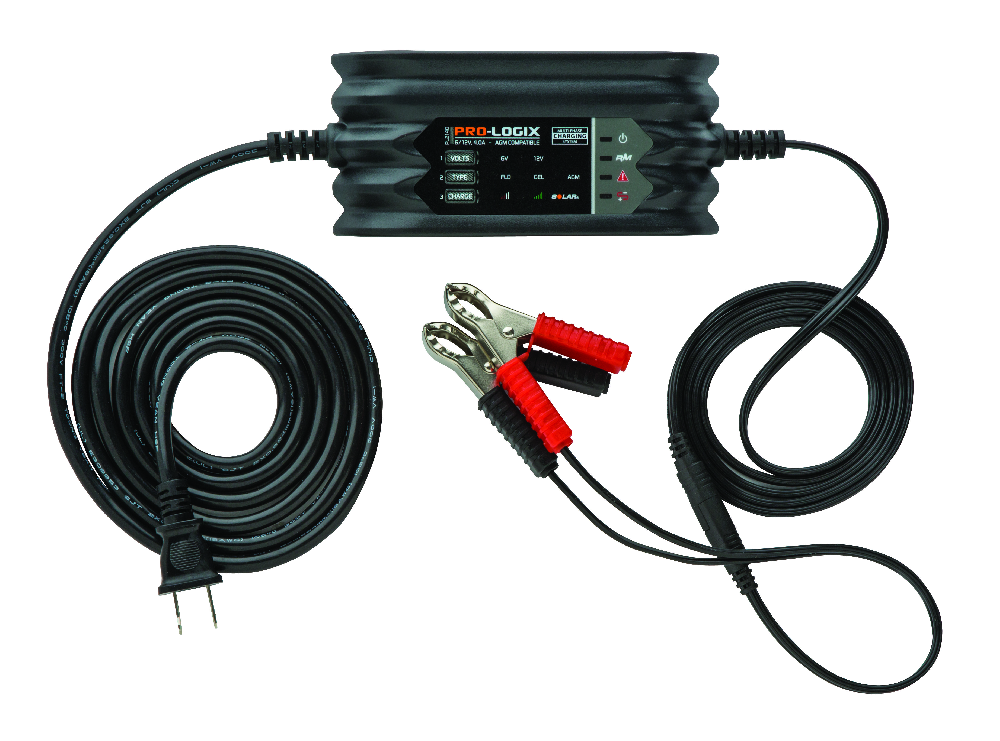 Clore Automotive unveils battery charger with fully automatic operation
