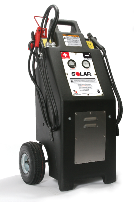 Clore debuts commercial jump starter