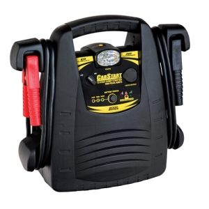 Clore offers 12V jump starter with air compressor