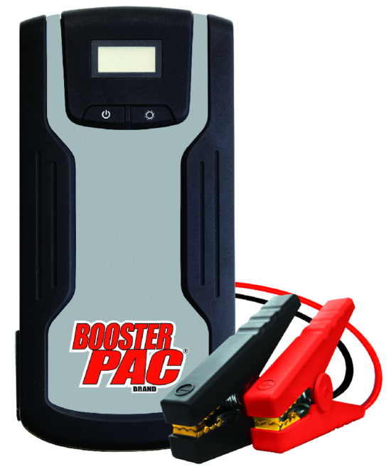 Clore's New 12-Volt Jump Starter Has Many Convenience Features