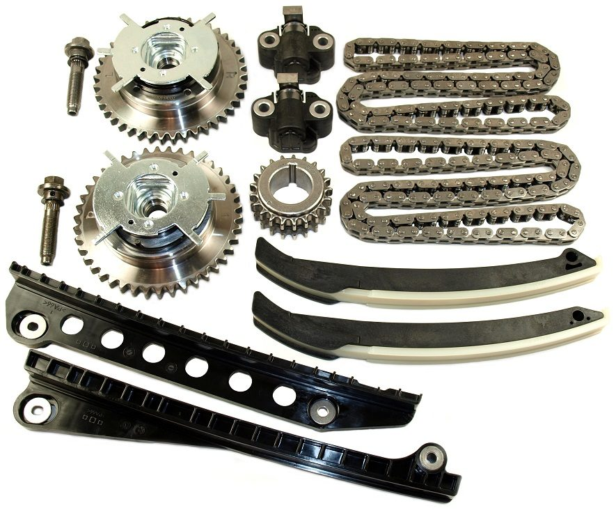 Cloyes Adds Timing Chain Kits with VVT Actuators