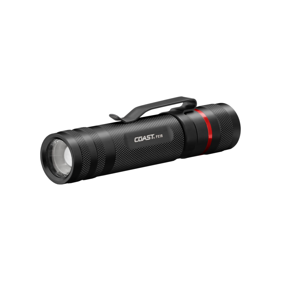 Coast Adds Rechargeable Flashlight