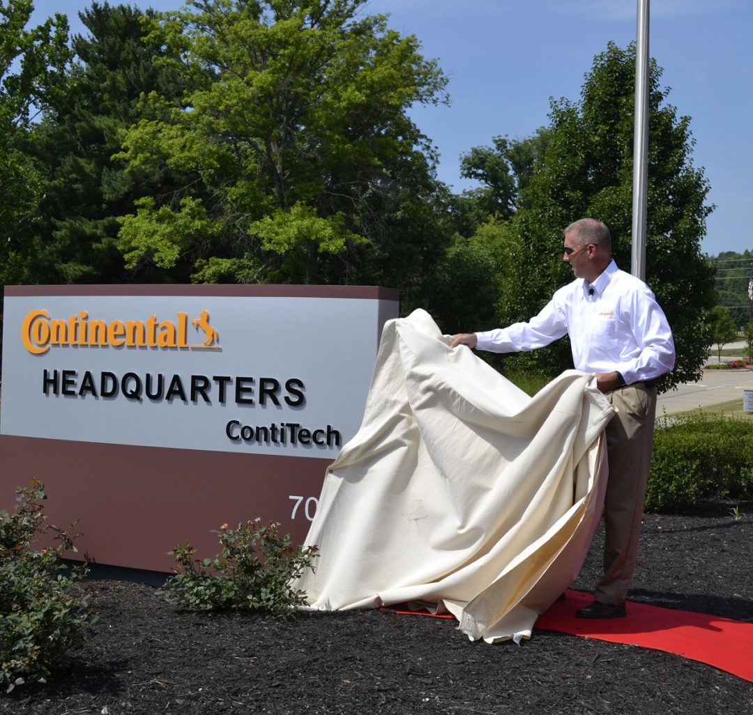 Continental continues its rebranding after Veyance purchase