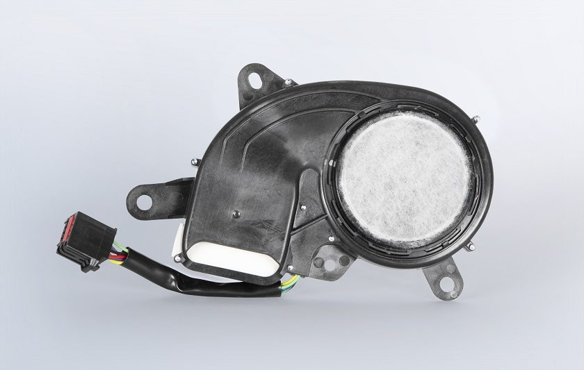 Continental Has New VDO Seat Cooling Fans